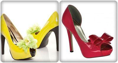 giày theo váy cưới