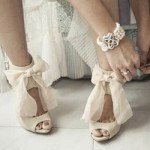 Bí quyết chọn giày theo váy cưới cho cô dâu ấn tượng ngày cưới