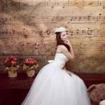 Những kiểu tóc lãng mạn dành cho cô dâu trong ngày trọng đại