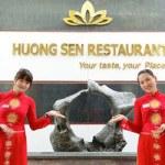 Cùng thưởng thức buffet quốc tế ngon và chất lượng tại Hương Sen