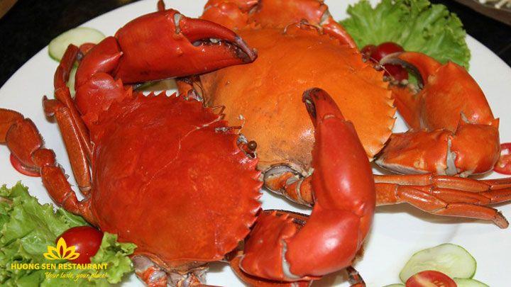 Buffet hải sản cao cấp Hà Nội