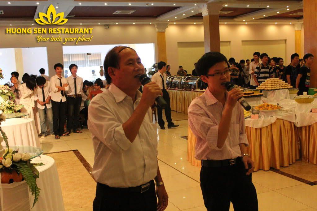 Cùng Hương Sen tổ chức tiệc liên hoan hè thật ý nghĩa