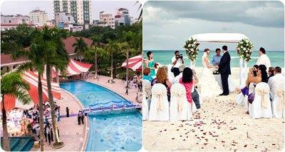 làm mới đám cưới