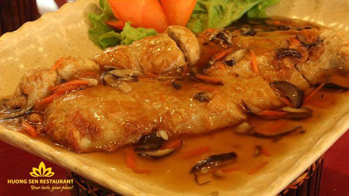 Nhà hàng buffet hải sản cao cấp tại Hà Nội