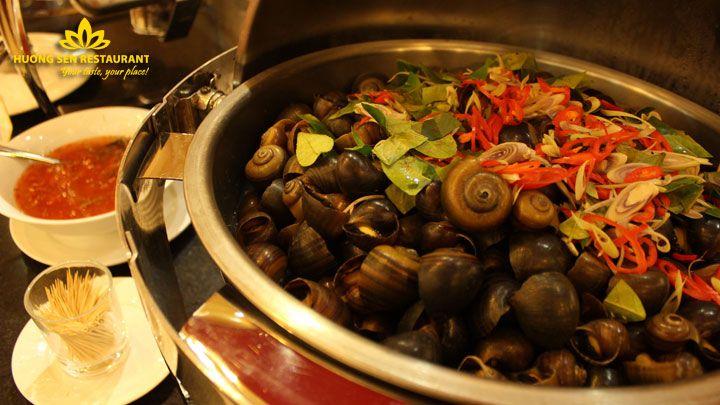 buffet cao cấp Hà Nội