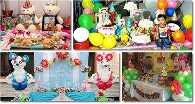 tổ chức lễ sinh nhật