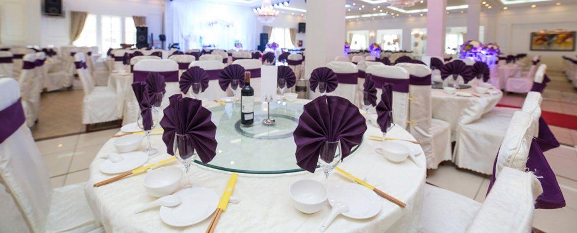 Nhà hàng tổ chức tiệc cưới cao cấp tại Hà Nội – Hương Sen