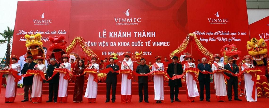 Đơn vị tổ chức sự kiện chuyên nghiệp tại Hà Nội – Hương Sen