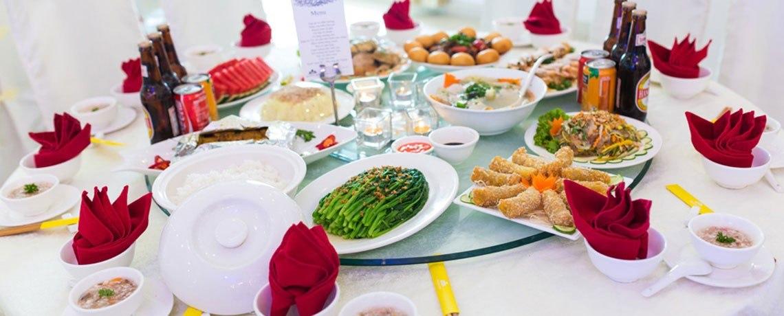 Nơi tổ chức tiệc hội nghị, hội thảo cao cấp Hà Nội – Hương Sen