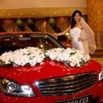 Lưu ý giúp chọn xe cưới cao cấp cho cô dâu chú rể trong ngày cưới
