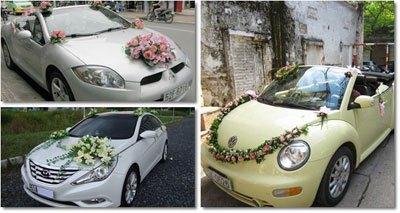 xe cưới cao cấp
