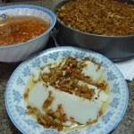 Cách làm món bánh đúc thịt thơm ngon bổ dưỡng dân dã cho gia đình