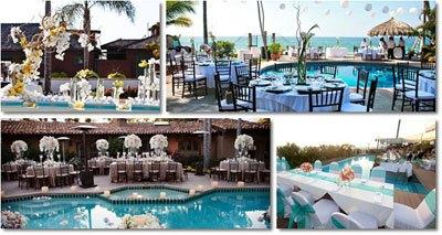 địa điểm cưới mùa hè