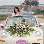 Cách chuẩn bị tổ chức đám cưới ở xa chu đáo cho cô dâu chú rể
