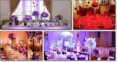 tông màu tiệc cưới
