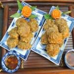 Cách làm món chả cốm thơm ngon chất lượng trong bữa ăn gia đình