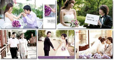 chuẩn bị lễ cưới