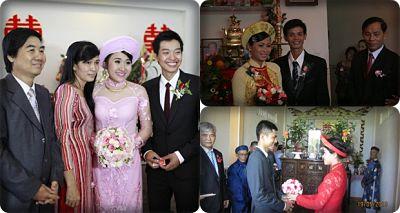 lễ cưới hỏi