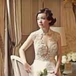 Bí quyết giúp cô dâu chọn phụ kiện cưới vintage ấn tượng