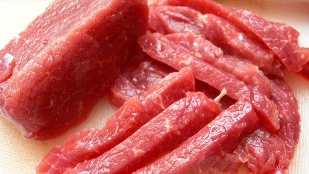 thịt không bị dai