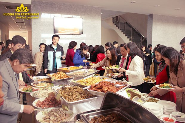 Mobile Banquets - Huong Sen
