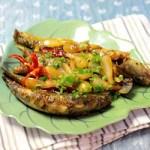Cách làm món cá bống kho cùng củ kiệu thơm ngon độc đáo