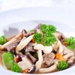 Cách chế biến món thịt bò xào nấm hấp dẫn hơn cho bữa ăn