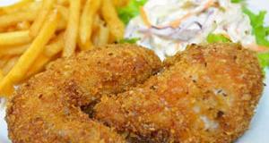 Công thức đơn giản làm món cánh gà chiên tỏi thơm ngon hơn