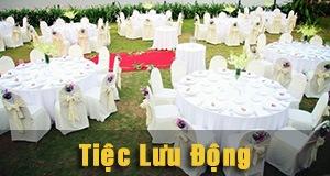 Dịch Vụ Tổ Chức Tiệc Lưu Động