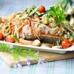 Cá trắm nhồi thịt món ăn hấp dẫn cho bữa ăn ngày cuối tuần