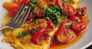 Cách làm món trứng chiên cà chua thật hấp dẫn cho bữa ăn