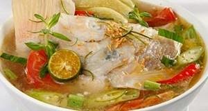 Cách nấu canh cá diêu hồng ngon hấp dẫn không bị tanh