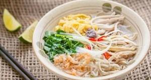 Cách làm bún thang – Một món ăn ngon Hà Nội tại nhà