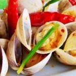 Cách làm món ngao xào cay thơm ngon cho bữa cơm gia đình