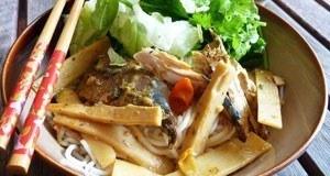 Cách làm món cá nục kho măng dân dã thơm ngon cho bữa ăn