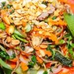 Cách làm món nộm hoa chuối thịt gà cực ngon chống ngán