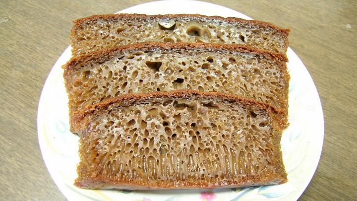 bánh gan nướng