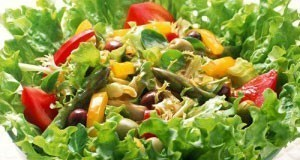 Cách làm salad măng tây giòn ngon, thanh mát cho mùa hè