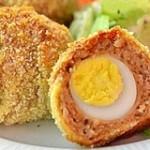 Cách làm thịt bọc trứng cút chiên giòn ngon hấp dẫn nhất