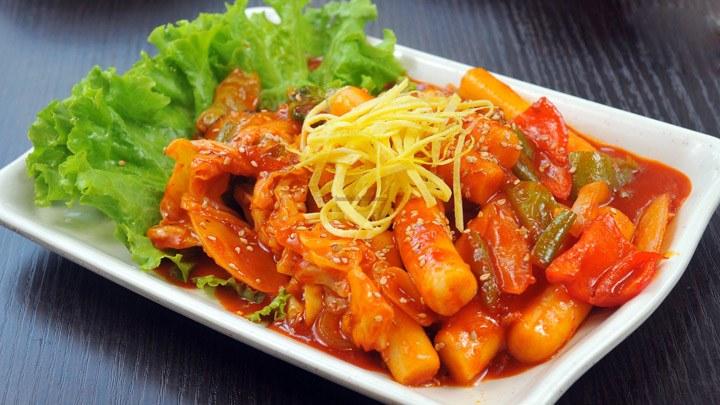 tokbokki Hàn Quốc