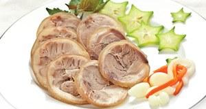 Cách làm món bắp bò luộc ngũ vị đơn giản mà thơm ngon