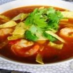 Canh tôm chua cay món ăn hấp dẫn cho những ngày đầu đông