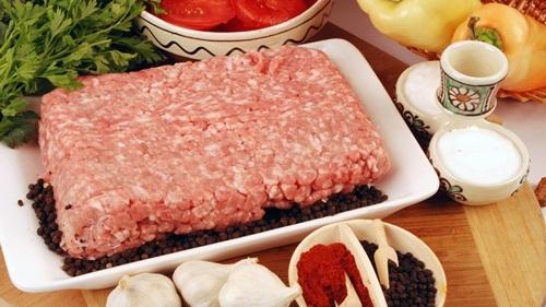 đậu đũa cuộn thịt