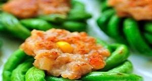 Cách làm món đậu đũa cuộn thịt hấp dẫn hơn cho bữa cơm gia đình