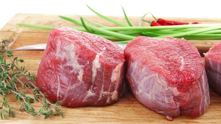 thịt bò hấp bia