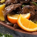 Thịt bò sốt cam món ngon đậm đà hương vị cho bữa ăn gia đình bạn