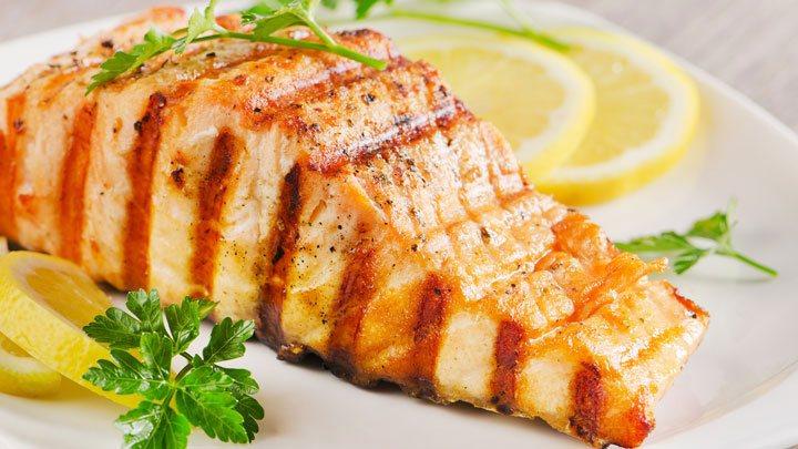 lợi ích cho sức khỏe từ cá hồi