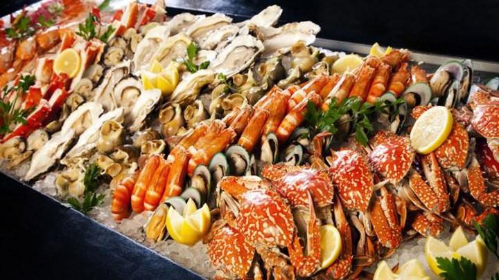 Lợi ích của hải sản với sức khỏe