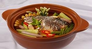 Bí quyết nấu món lẩu cá rô phi thơm ngon thưởng thức tại nhà