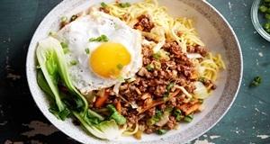 Thịt bò xào trứng đầy dưỡng chất cho bé thêm khỏe mạnh